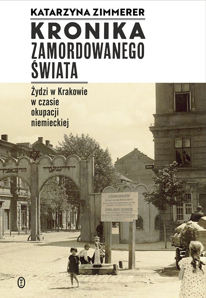 Kronika zamordowanego świata - Ebook (Książka EPUB) do pobrania w formacie EPUB