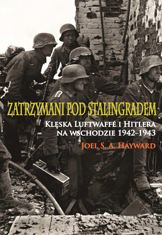 Zatrzymani pod Stalingradem. Klęska Luftwaffe i Hitlera na wschodzie 1942-1943 - Ebook (Książka EPUB) do pobrania w formacie EPUB