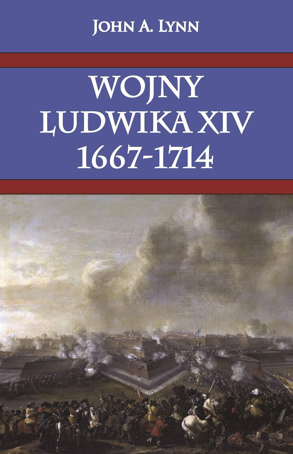 Wojny Ludwika XIV 1667-1714 - Ebook (Książka EPUB) do pobrania w formacie EPUB