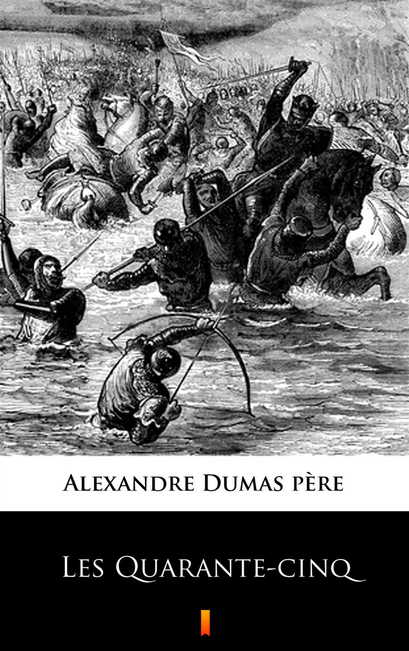 Les Quarante-cinq - Ebook (Książka na Kindle) do pobrania w formacie MOBI