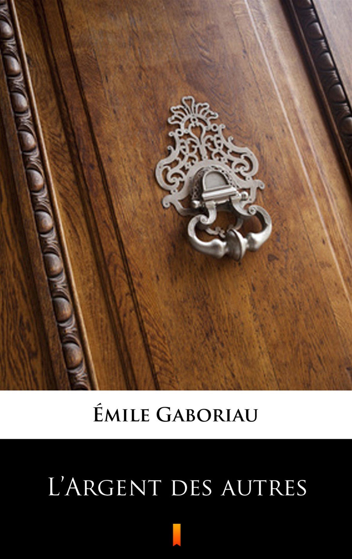 L'Argent des autres - Ebook (Książka na Kindle) do pobrania w formacie MOBI