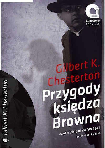 Przygody księdza Browna - Audiobook (Książka audio MP3) do pobrania w całości w archiwum ZIP