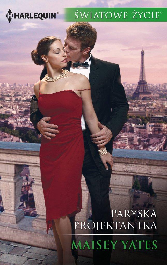 Paryska projektantka - Ebook (Książka na Kindle) do pobrania w formacie MOBI