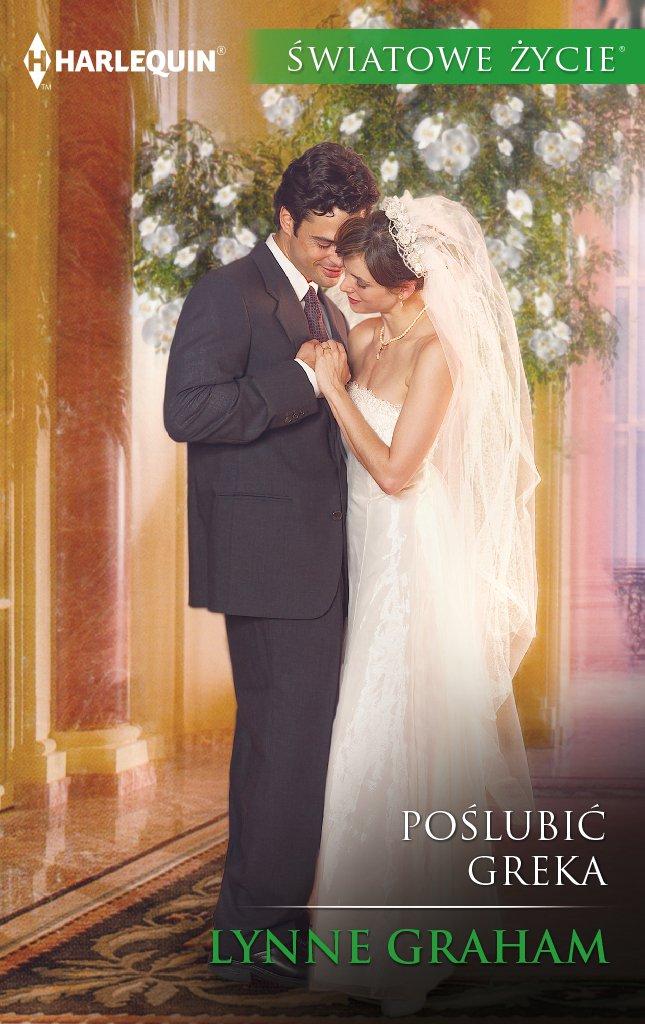 Poślubić Greka - Ebook (Książka na Kindle) do pobrania w formacie MOBI