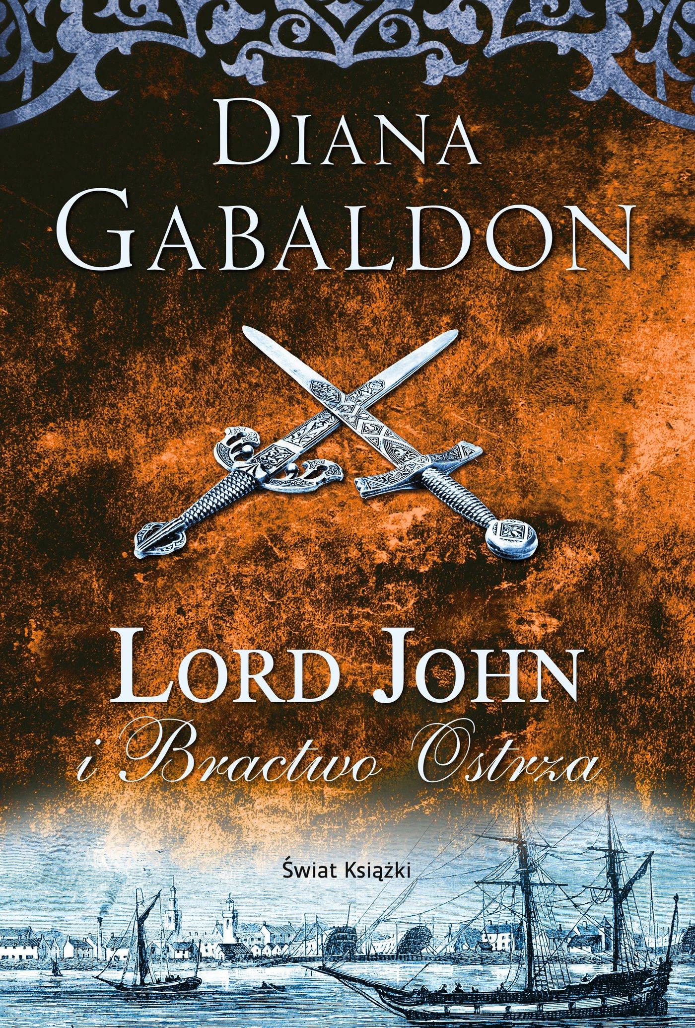 Lord John i Bractwo Ostrza - Ebook (Książka na Kindle) do pobrania w formacie MOBI