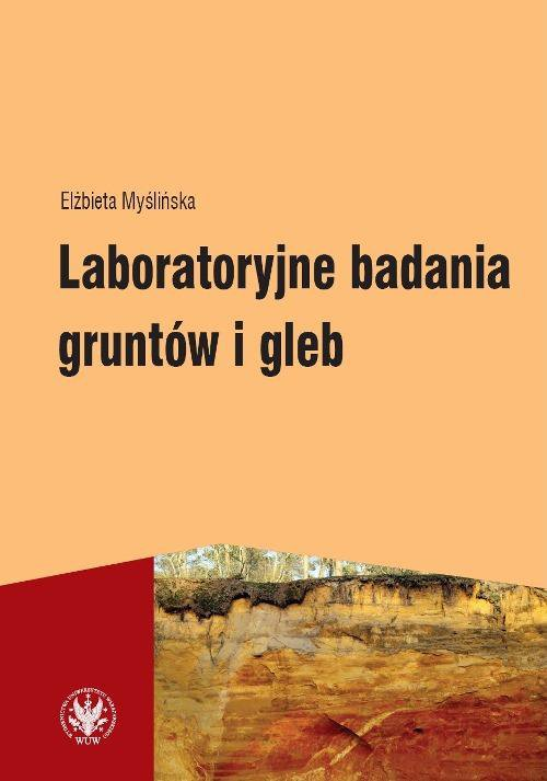 Laboratoryjne badania gruntów i gleb - Ebook (Książka PDF) do pobrania w formacie PDF