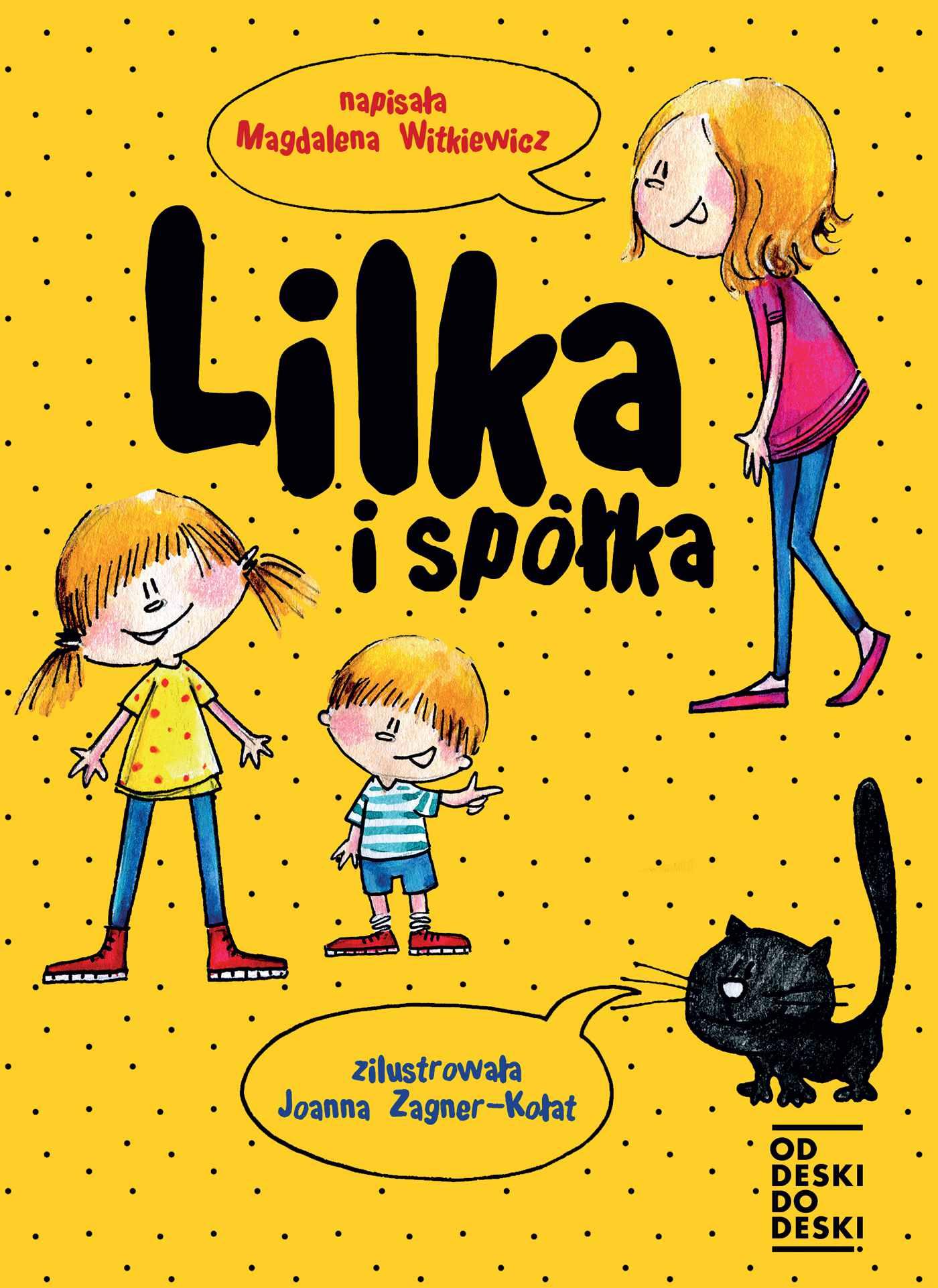 Lilka i spółka - Ebook (Książka EPUB) do pobrania w formacie EPUB