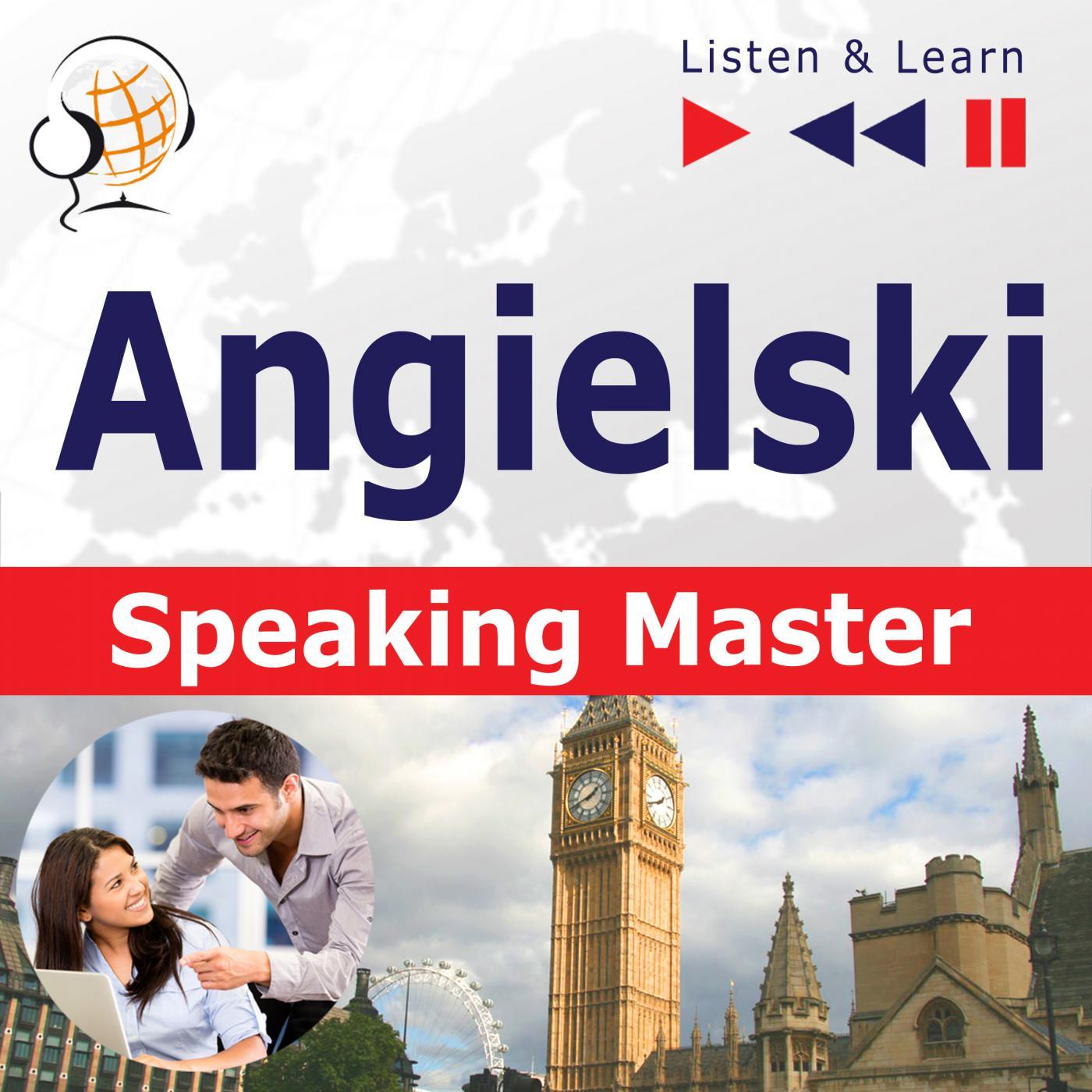 Angielski - English Speaking Master - Audiobook (Książka audio MP3) do pobrania w całości w archiwum ZIP
