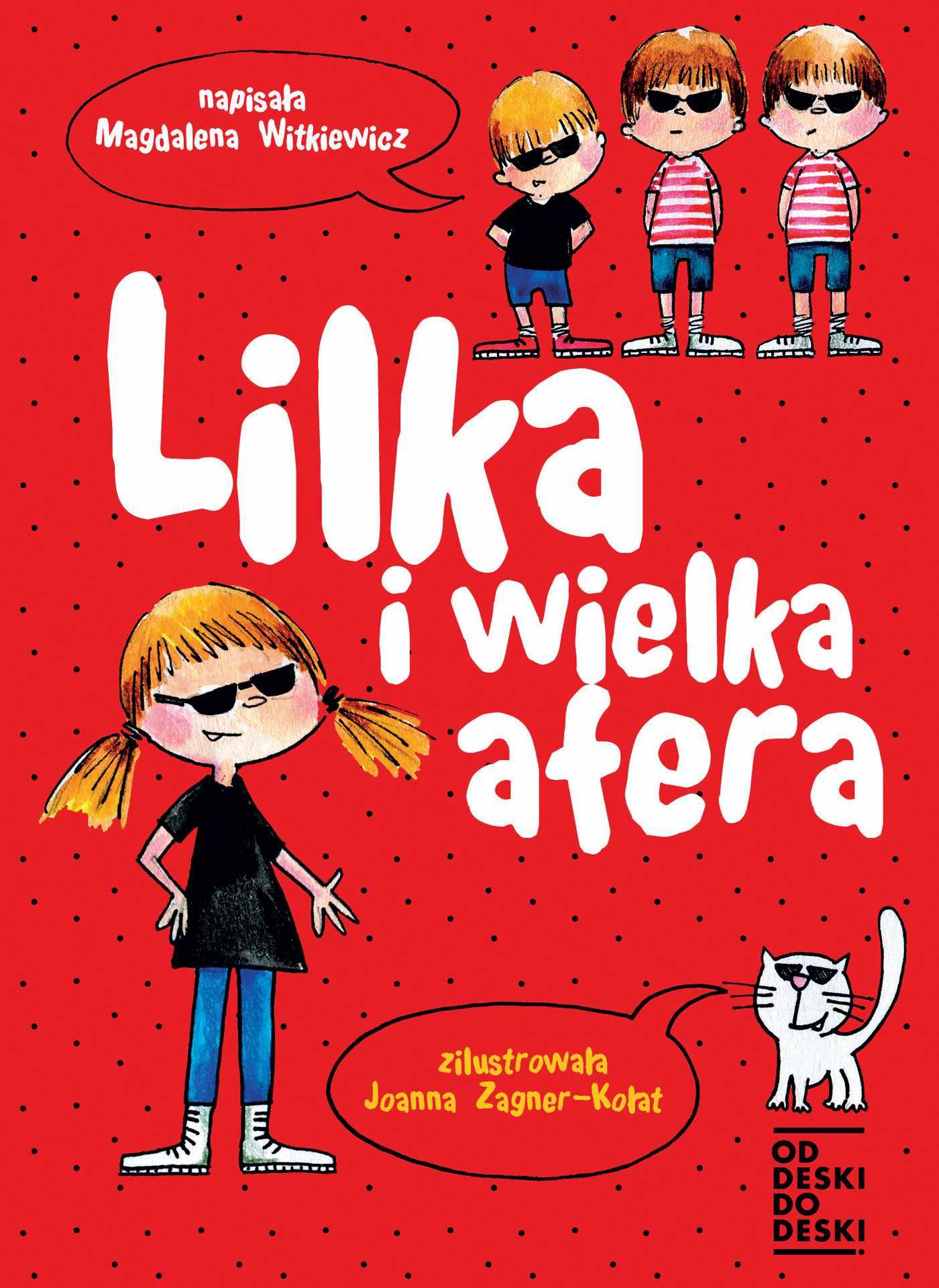 Lilka i wielka afera - Ebook (Książka EPUB) do pobrania w formacie EPUB