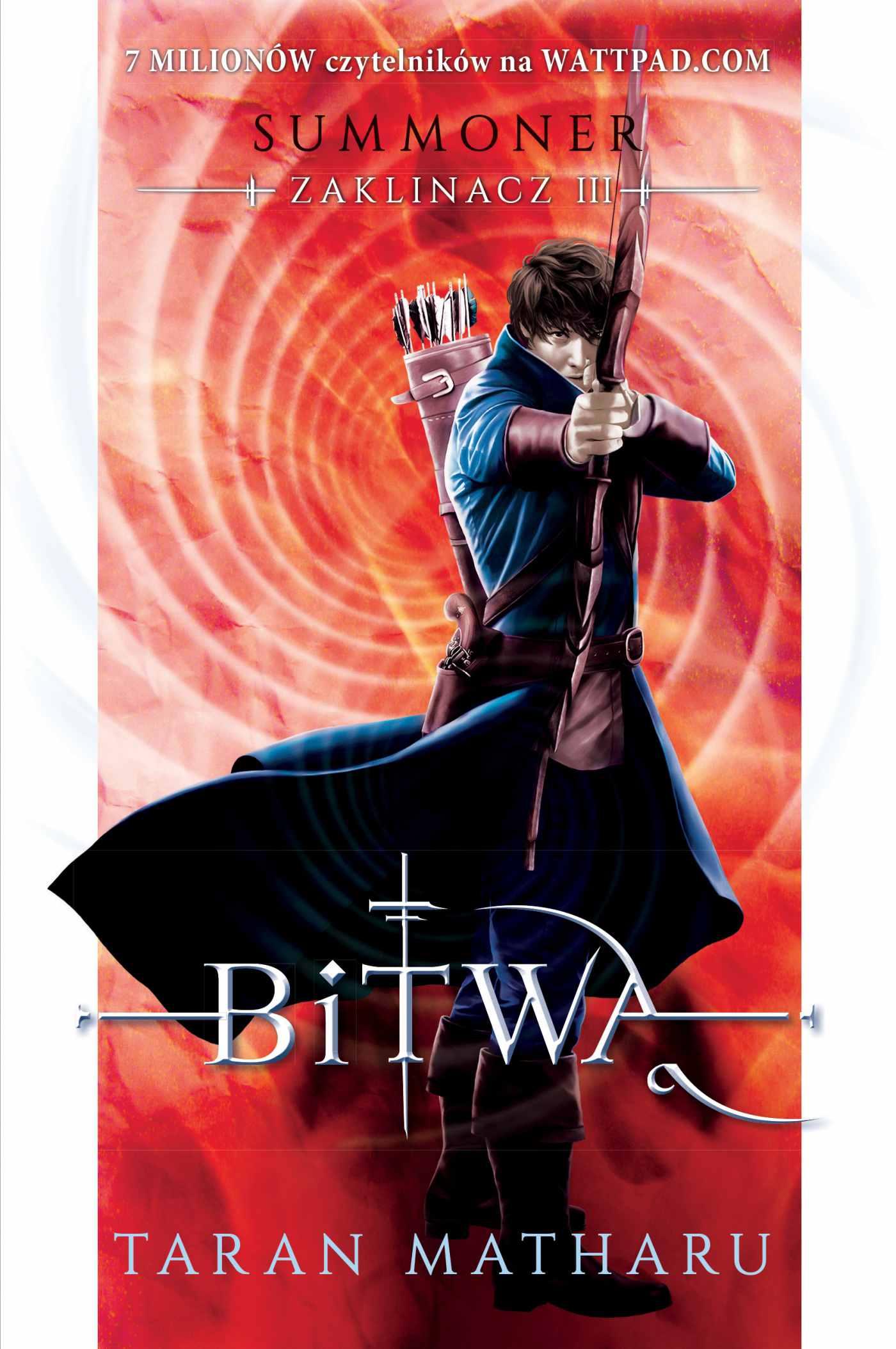 Summoner. Zaklinacz 3. Bitwa - Ebook (Książka na Kindle) do pobrania w formacie MOBI