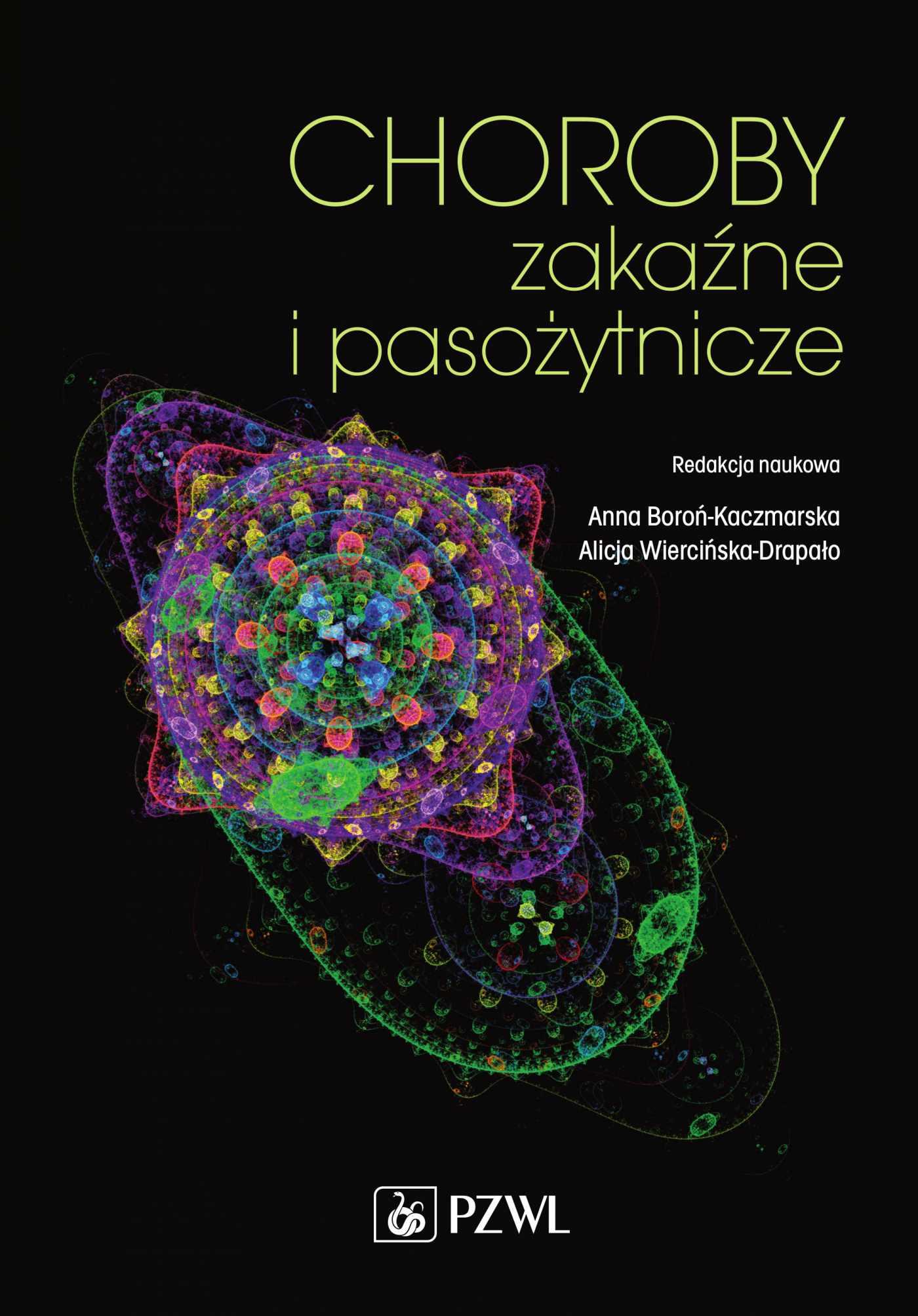 Choroby zakaźne i pasożytnicze - Ebook (Książka na Kindle) do pobrania w formacie MOBI