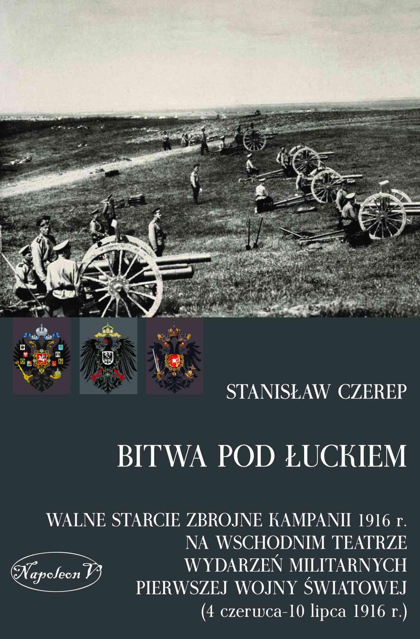Bitwa pod Łuckiem - Ebook (Książka na Kindle) do pobrania w formacie MOBI