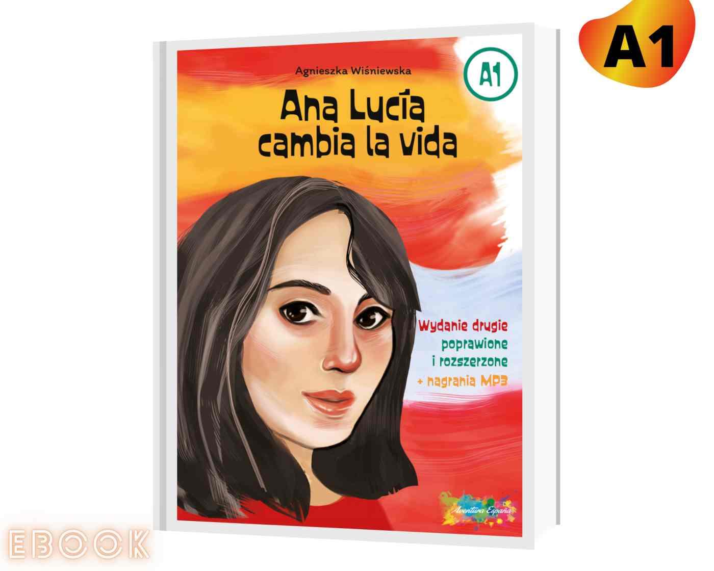 Ana Lucia Cambia La Vida - Ebook (Książka EPUB) do pobrania w formacie EPUB