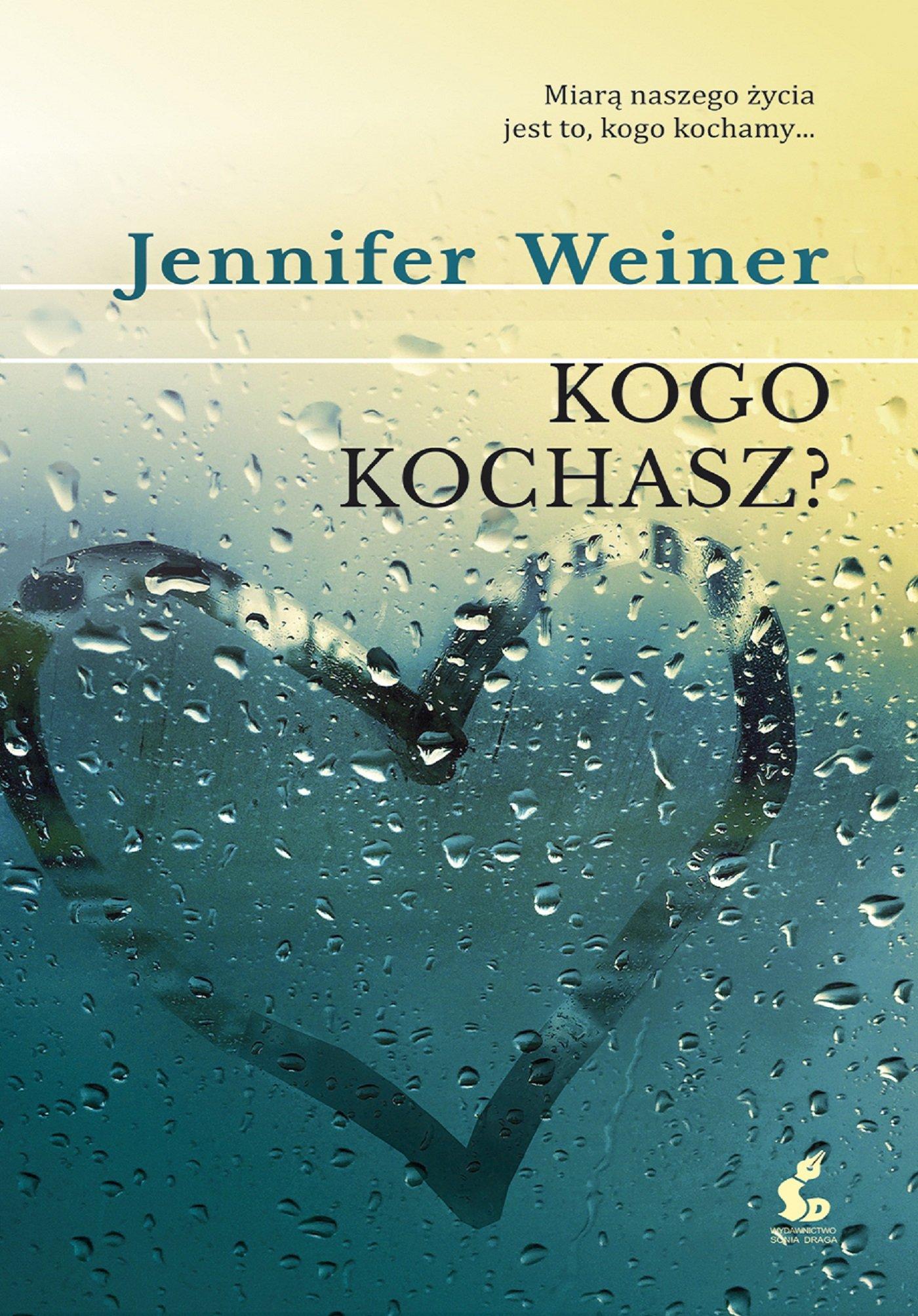 Kogo kochasz? - Ebook (Książka na Kindle) do pobrania w formacie MOBI