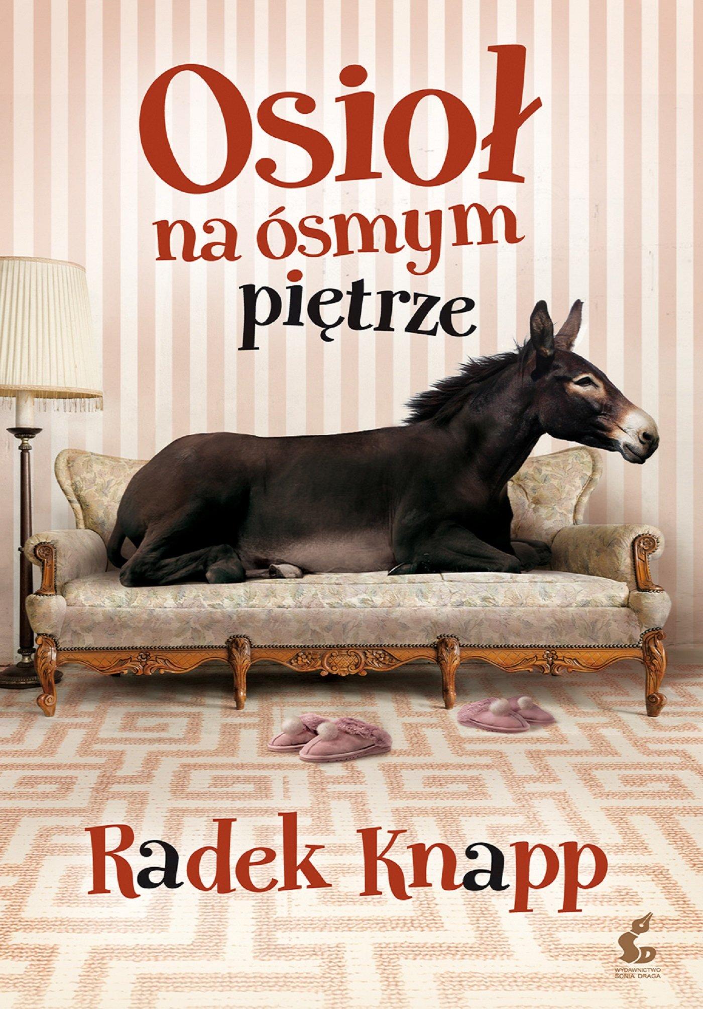 Osioł na ósmym piętrze - Ebook (Książka na Kindle) do pobrania w formacie MOBI