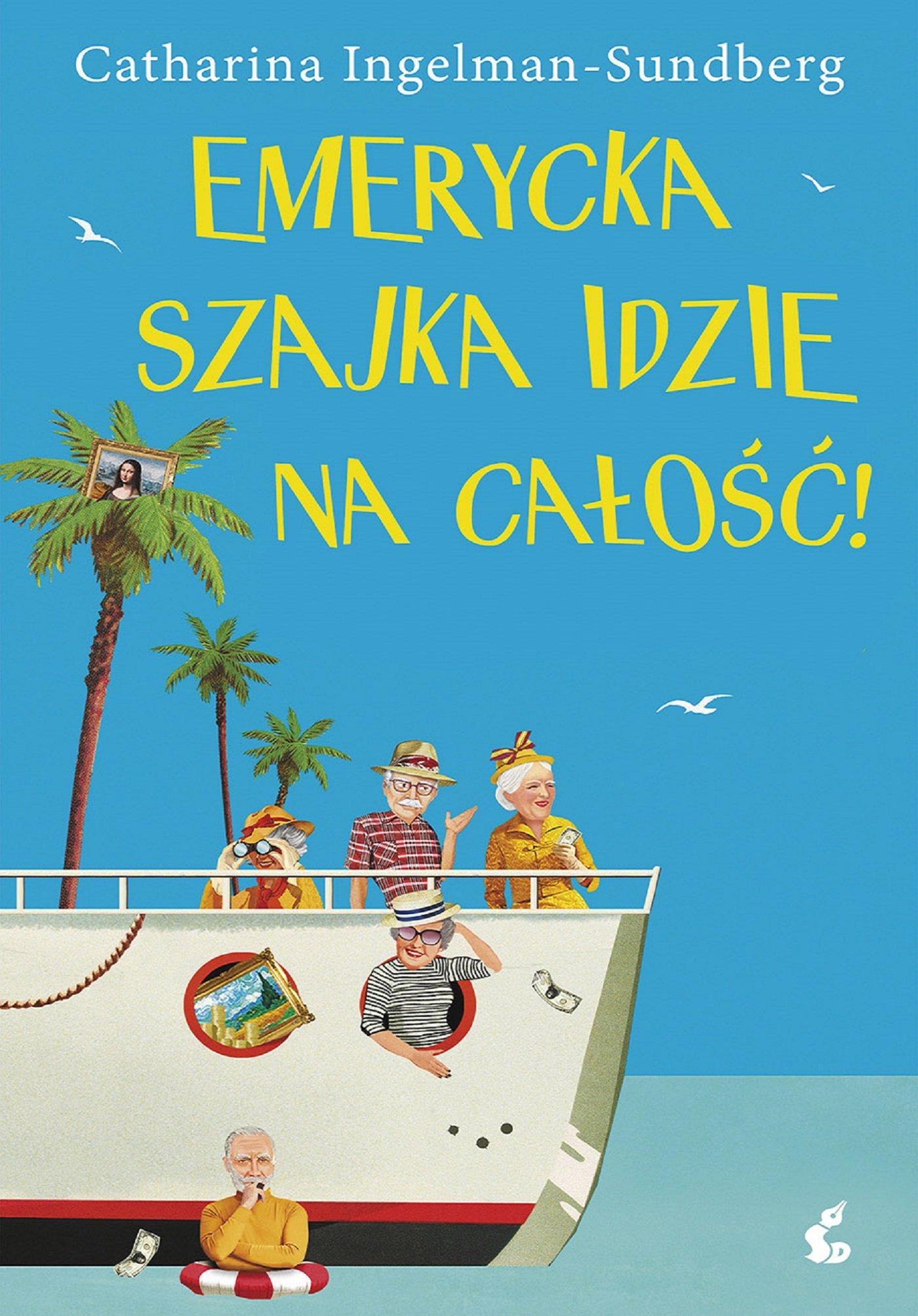 Emerycka Szajka idzie na całość! - Ebook (Książka EPUB) do pobrania w formacie EPUB