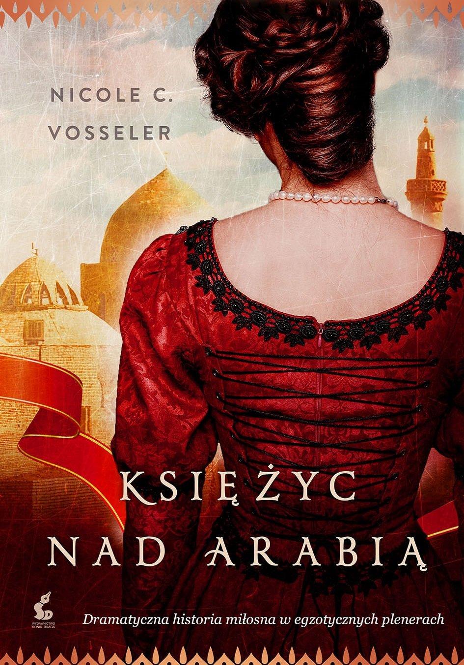 Księżyc nad Arabią - Ebook (Książka na Kindle) do pobrania w formacie MOBI