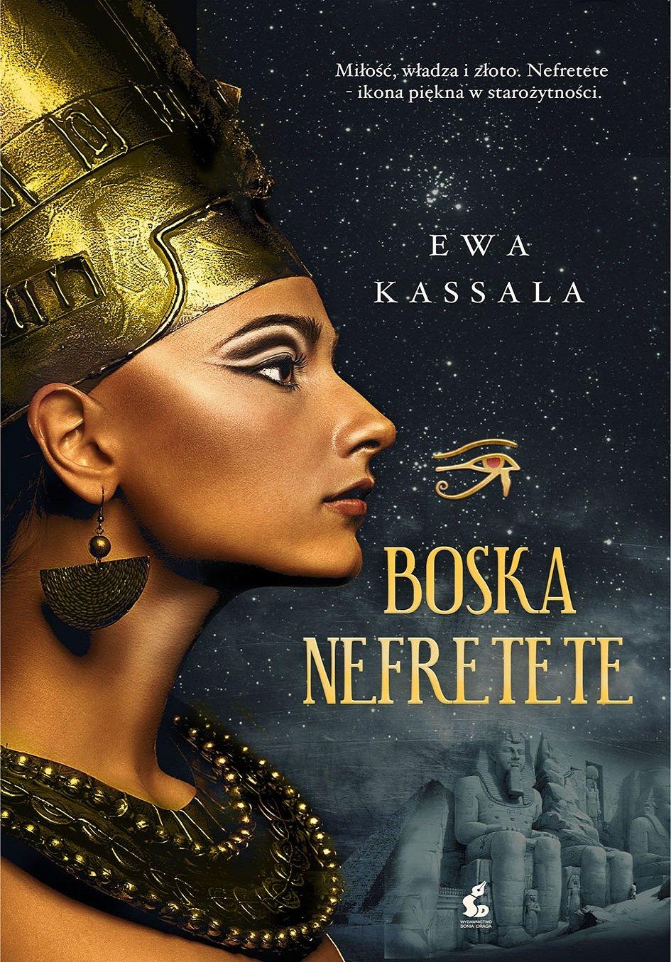Boska Nefretete - Ebook (Książka na Kindle) do pobrania w formacie MOBI