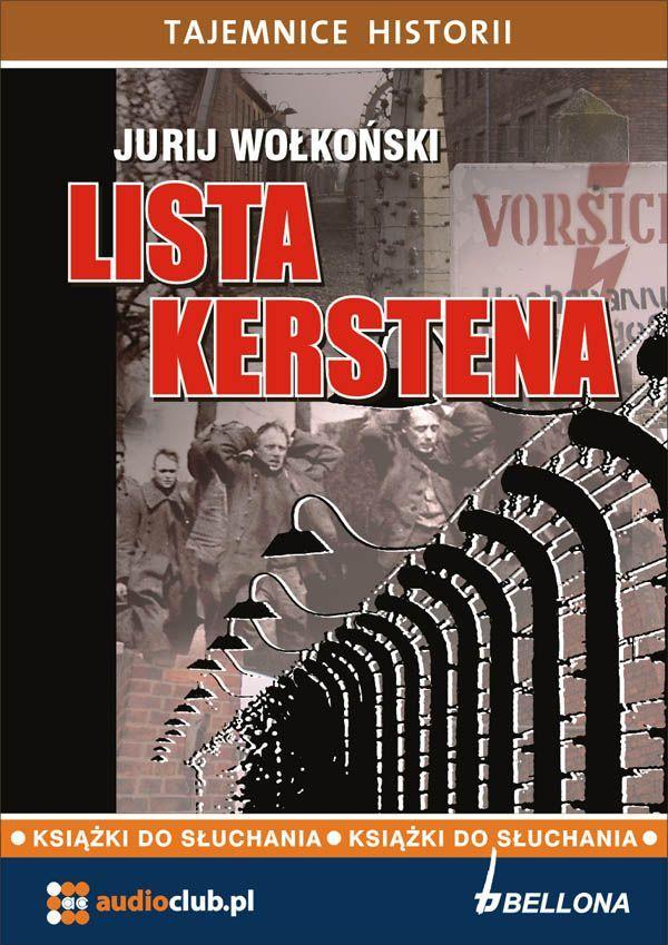 Lista Kerstena - Audiobook (Książka audio MP3) do pobrania w całości w archiwum ZIP