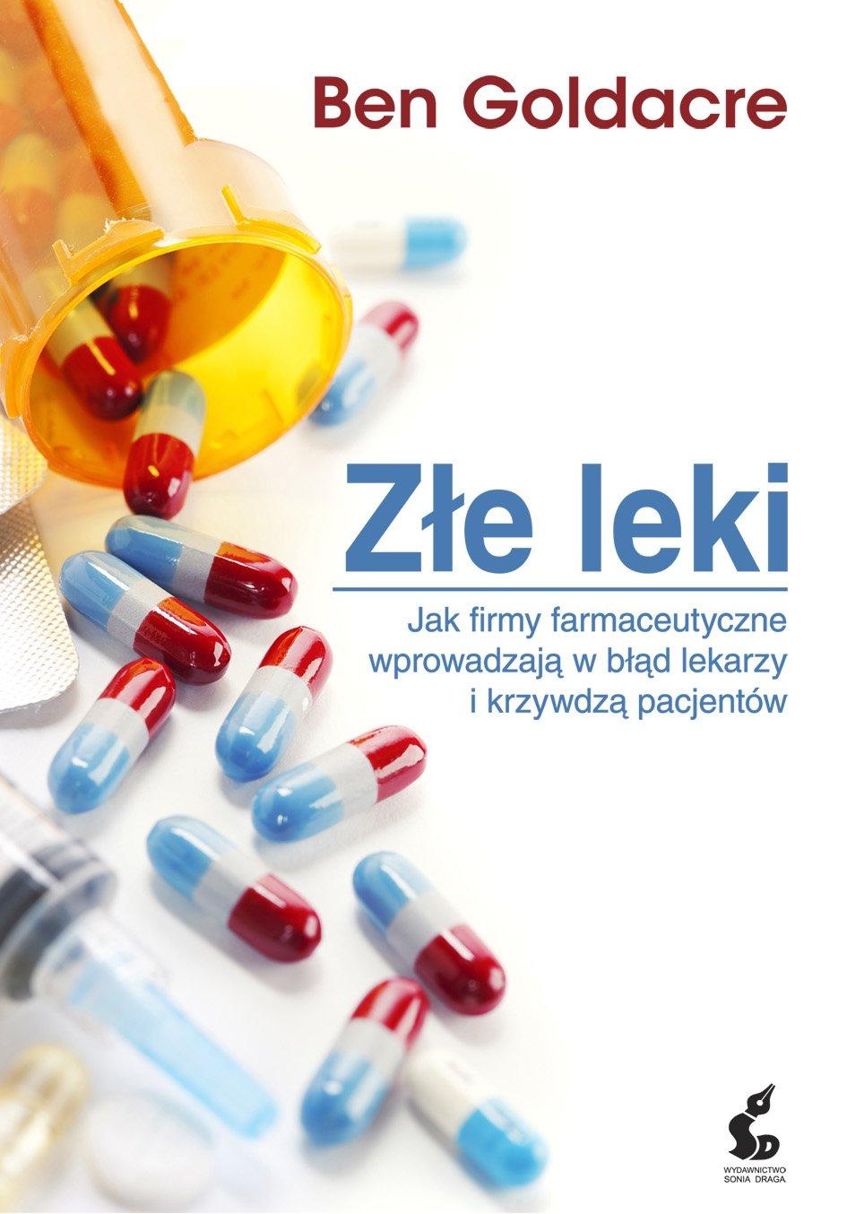 Złe leki - Ebook (Książka na Kindle) do pobrania w formacie MOBI