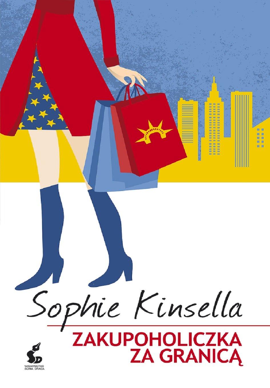 Zakupoholiczka za granicą - Ebook (Książka na Kindle) do pobrania w formacie MOBI