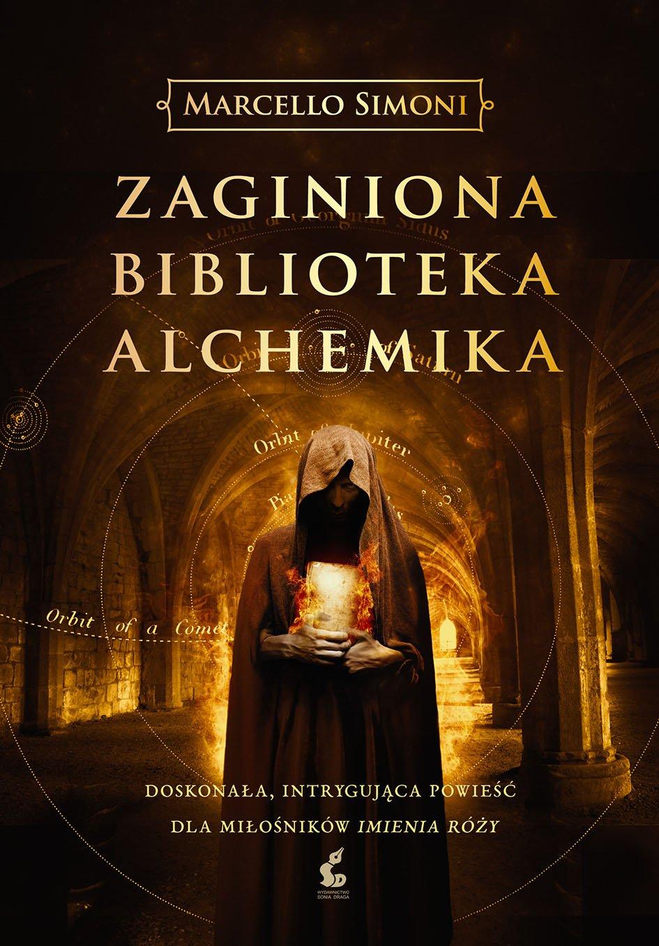 Zaginiona biblioteka alchemika - Ebook (Książka EPUB) do pobrania w formacie EPUB
