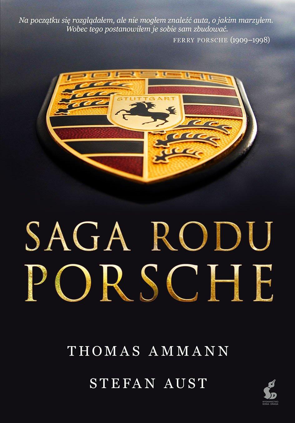 Saga rodu Porsche - Ebook (Książka na Kindle) do pobrania w formacie MOBI