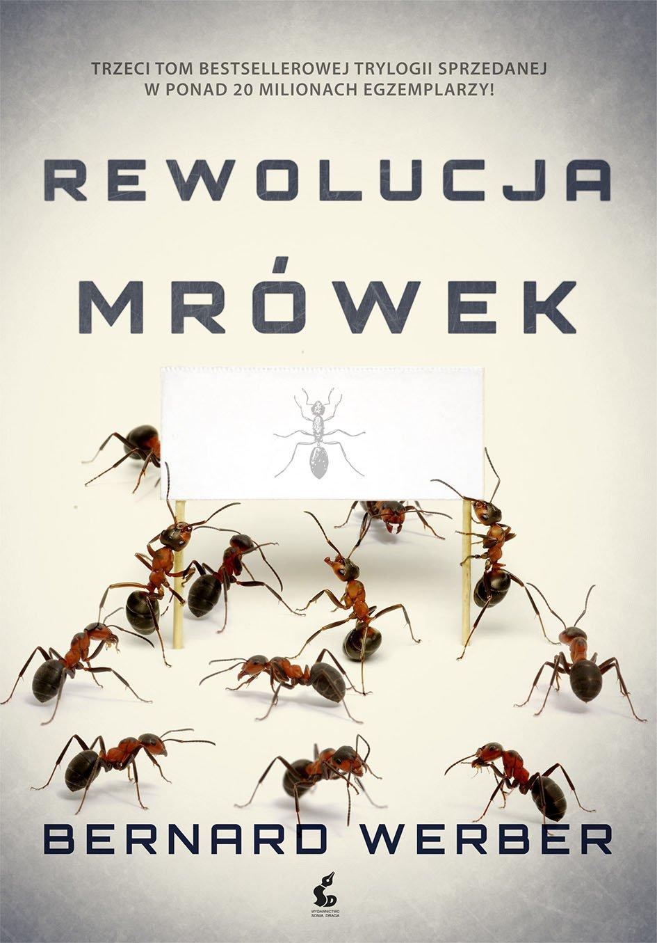 Rewolucja mrówek - Ebook (Książka na Kindle) do pobrania w formacie MOBI