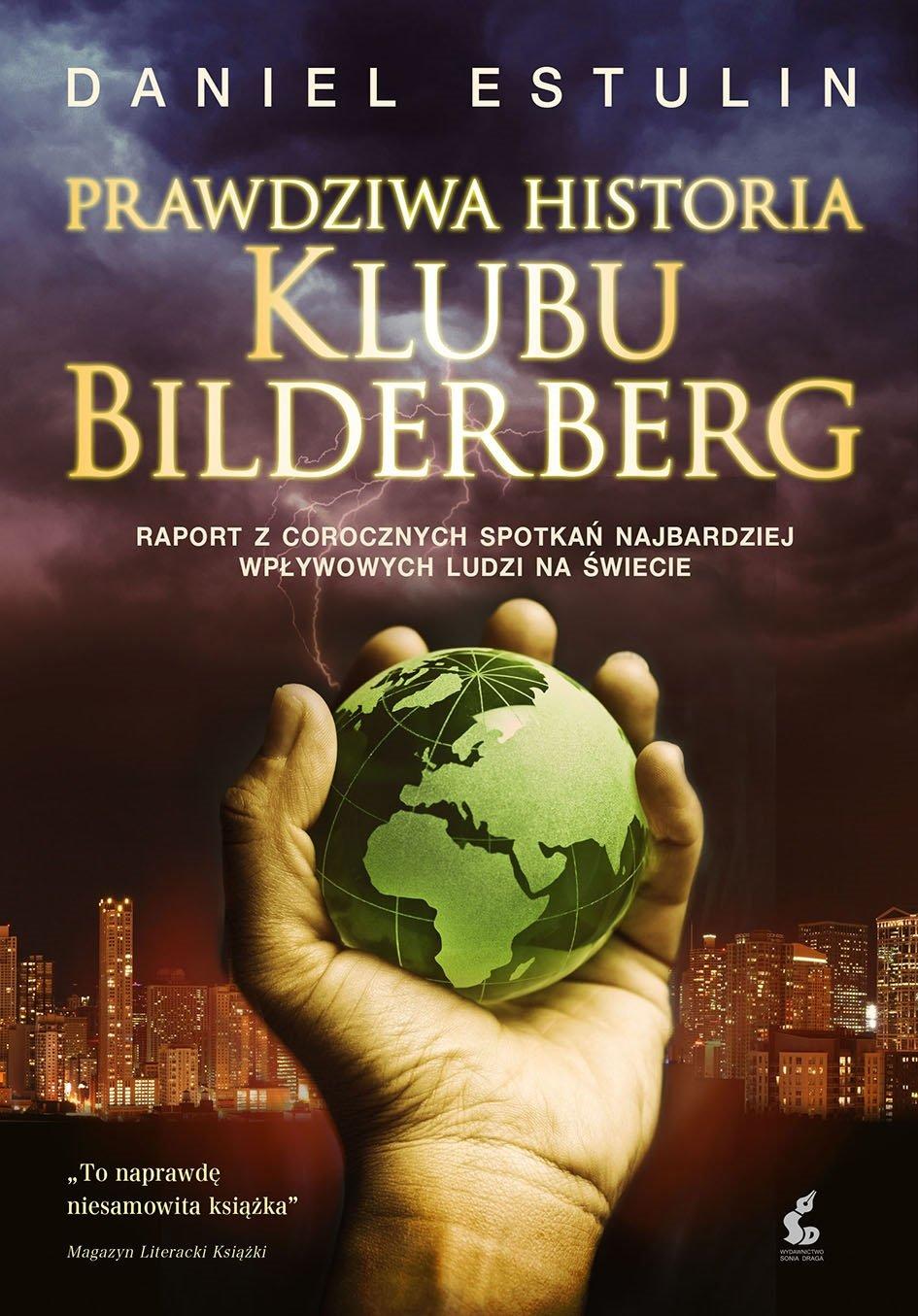 Prawdziwa historia Klubu Bilderberga - Ebook (Książka na Kindle) do pobrania w formacie MOBI