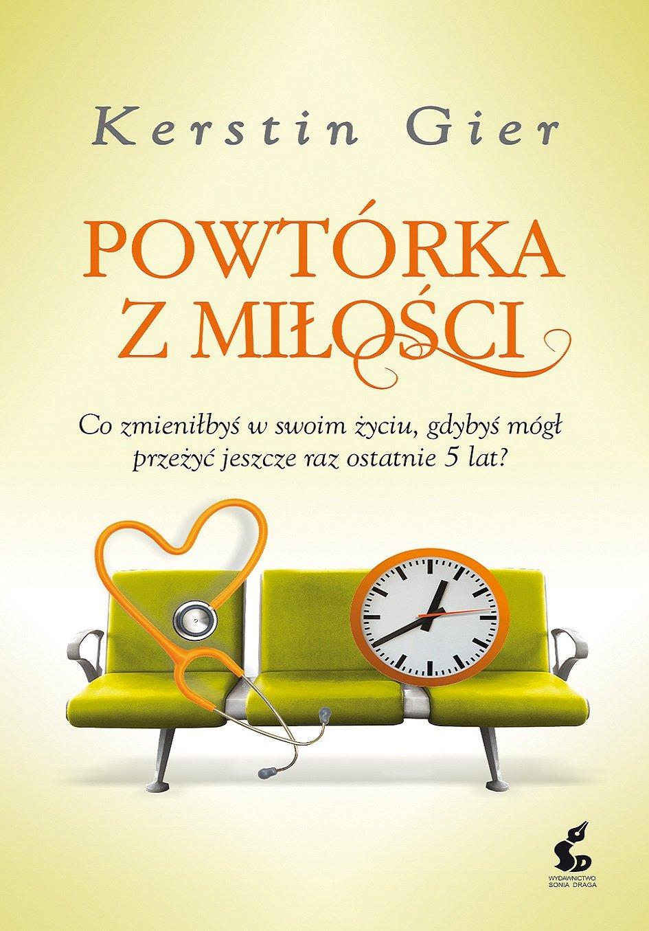 Powtórka z miłości - Ebook (Książka na Kindle) do pobrania w formacie MOBI
