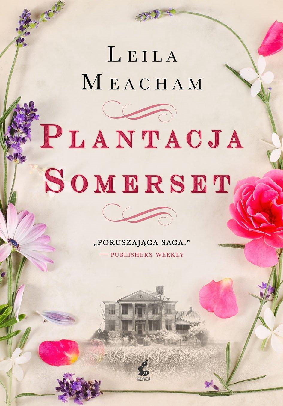 Plantacja Somerset - Ebook (Książka na Kindle) do pobrania w formacie MOBI
