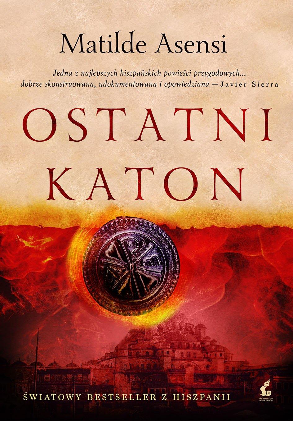 Ostatni Katon - Ebook (Książka na Kindle) do pobrania w formacie MOBI