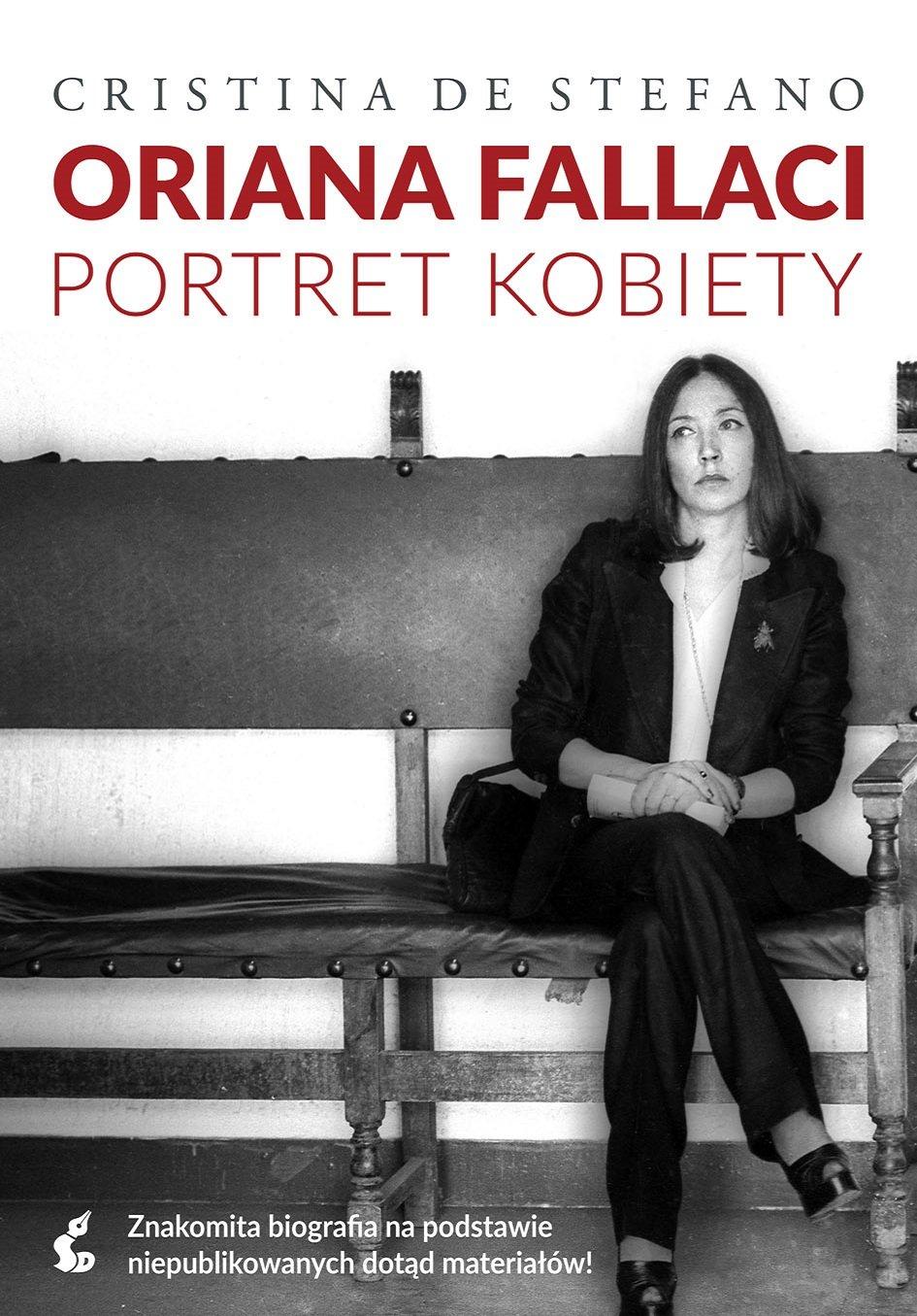 Oriana Fallaci Portret Kobiety - Ebook (Książka na Kindle) do pobrania w formacie MOBI
