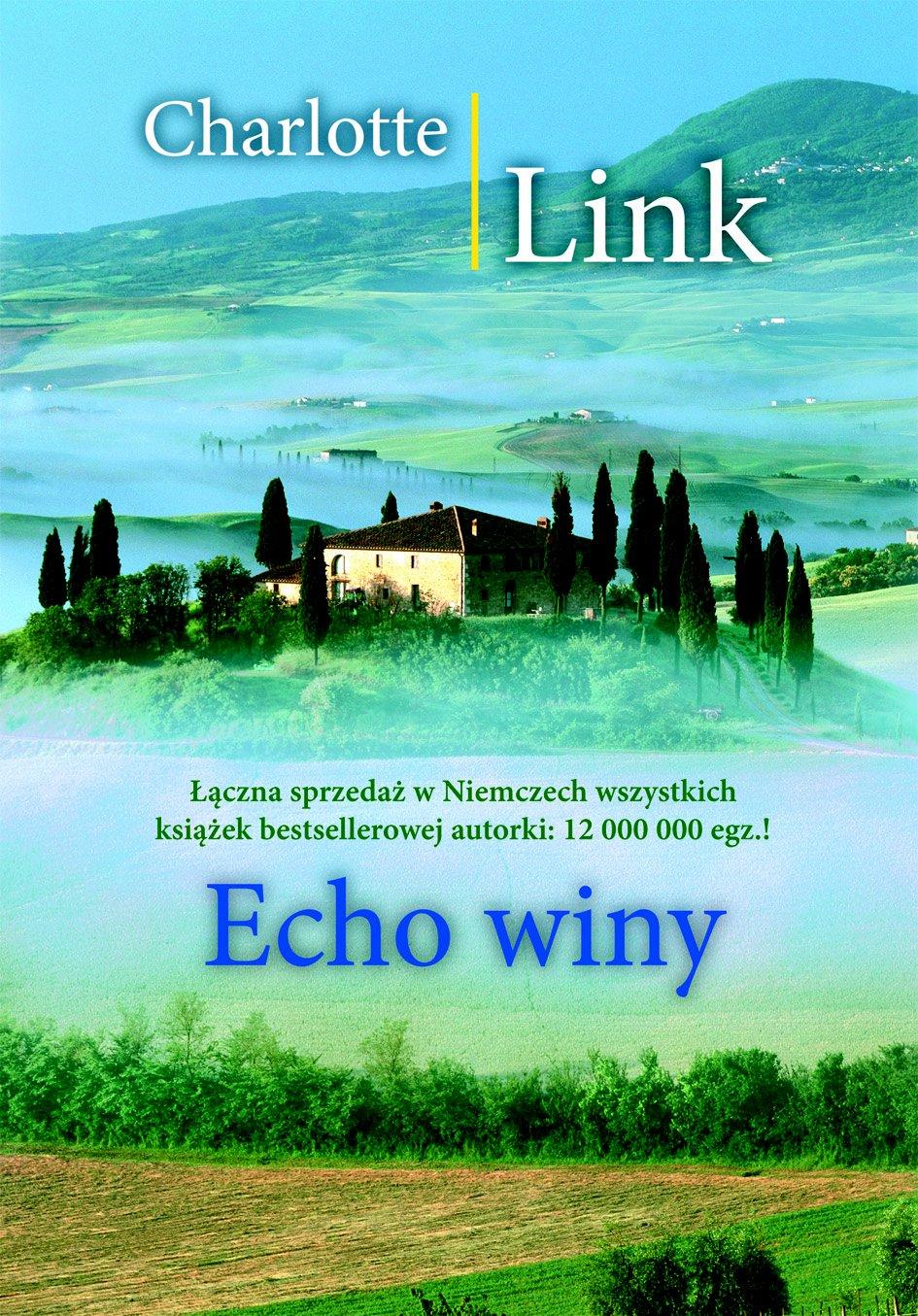 Echo winy - Ebook (Książka na Kindle) do pobrania w formacie MOBI