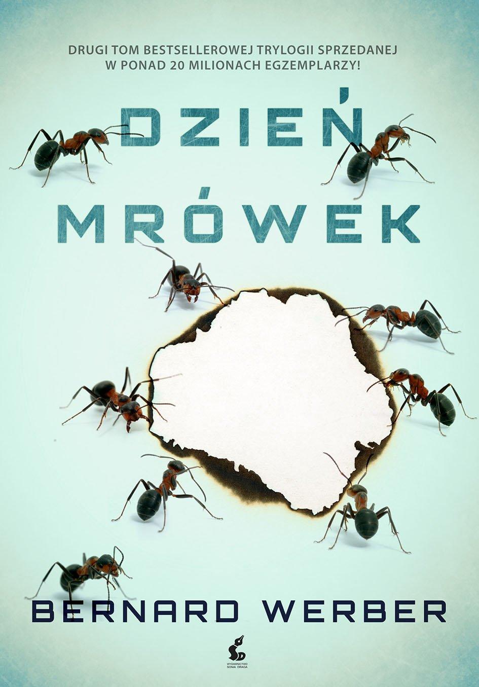 Dzień mrówek - Ebook (Książka na Kindle) do pobrania w formacie MOBI