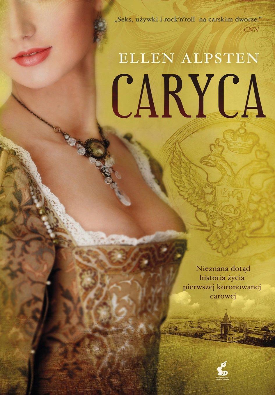 Caryca - Ebook (Książka na Kindle) do pobrania w formacie MOBI