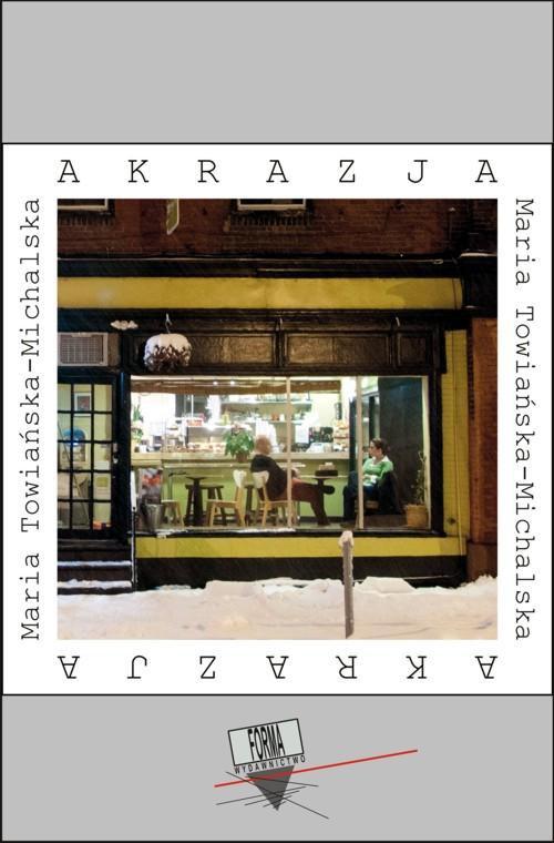 Akrazja - Ebook (Książka EPUB) do pobrania w formacie EPUB