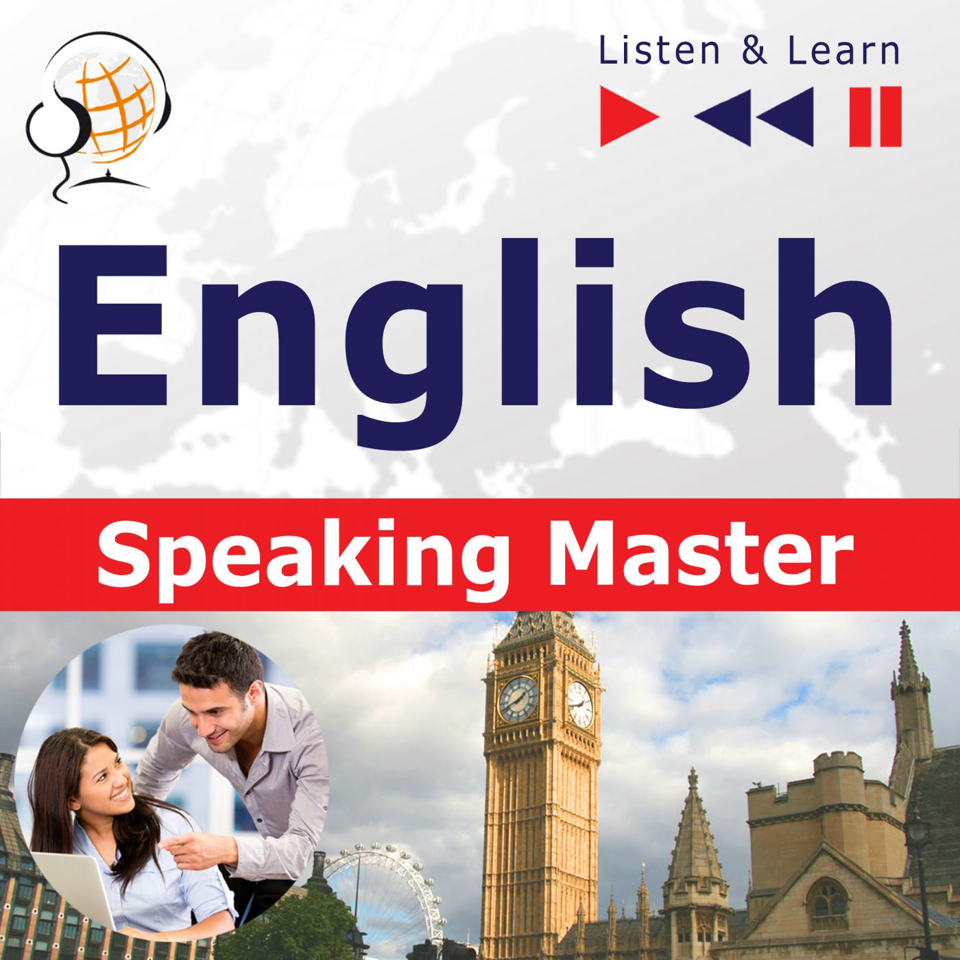 English Speaking Master (Intermediate / Advanced level: B1-C1) - Audiobook (Książka audio MP3) do pobrania w całości w archiwum ZIP