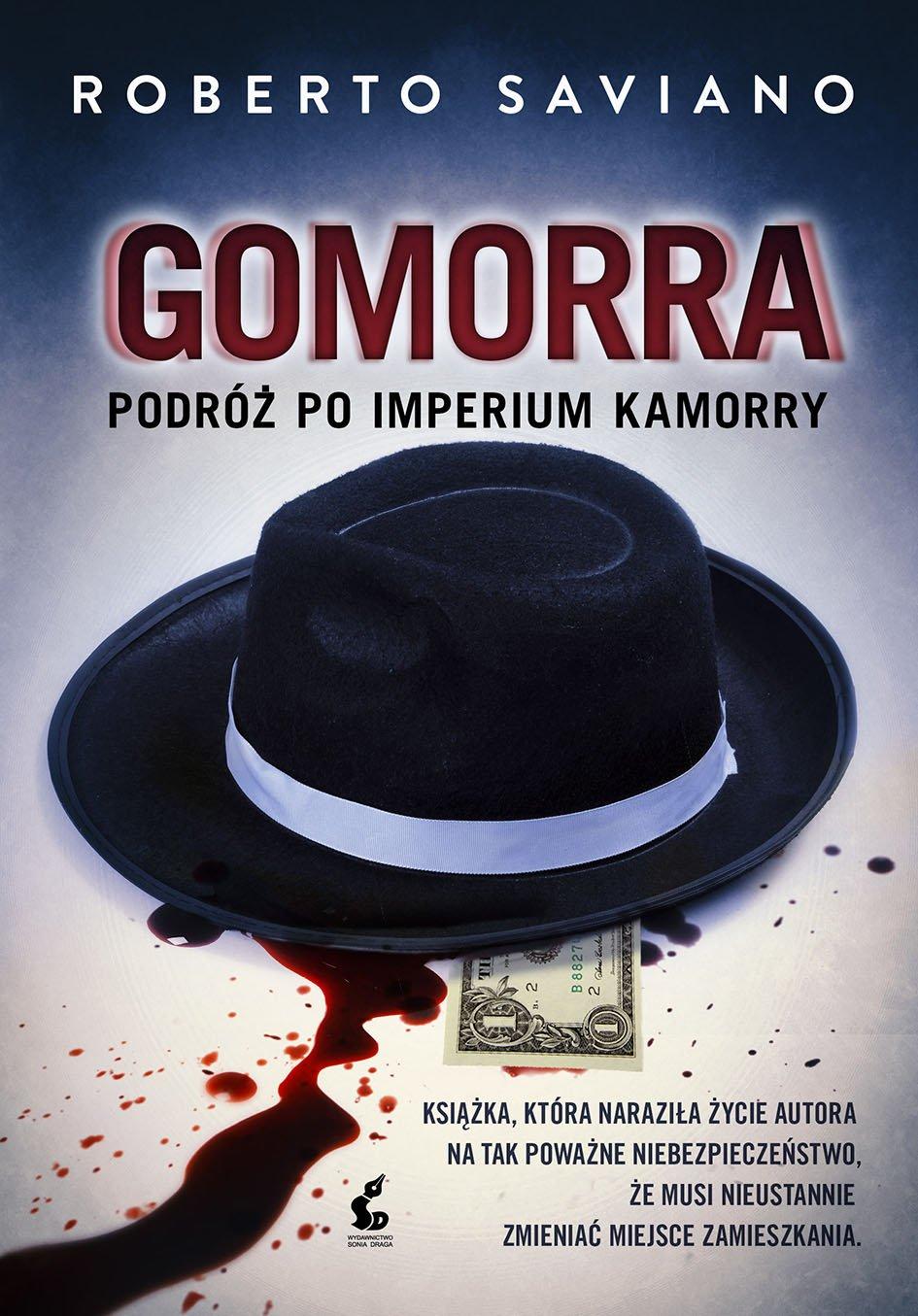 Gomorra - Ebook (Książka na Kindle) do pobrania w formacie MOBI
