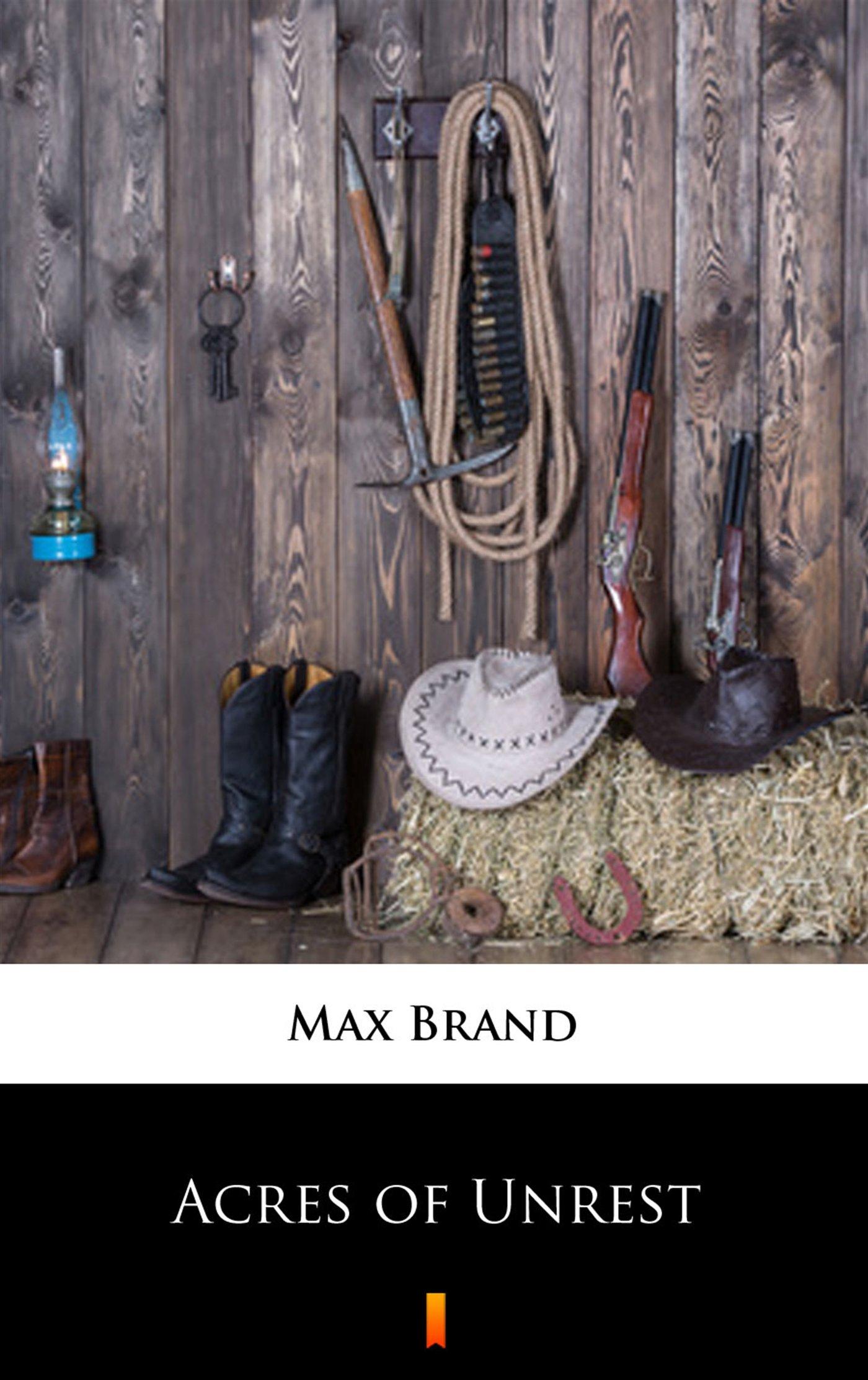 Acres of Unrest - Ebook (Książka na Kindle) do pobrania w formacie MOBI