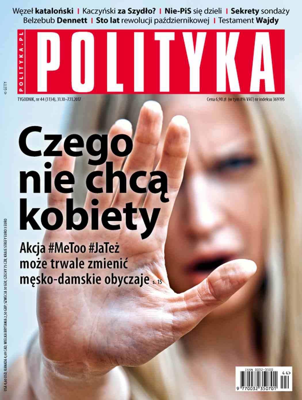 Polityka nr 44/2017 - Ebook (Książka PDF) do pobrania w formacie PDF