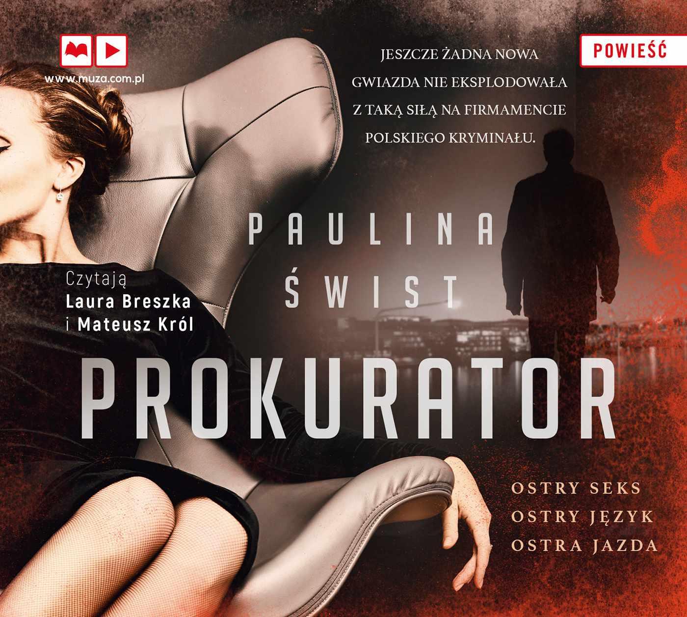 Prokurator - Audiobook (Książka audio MP3) do pobrania w całości w archiwum ZIP