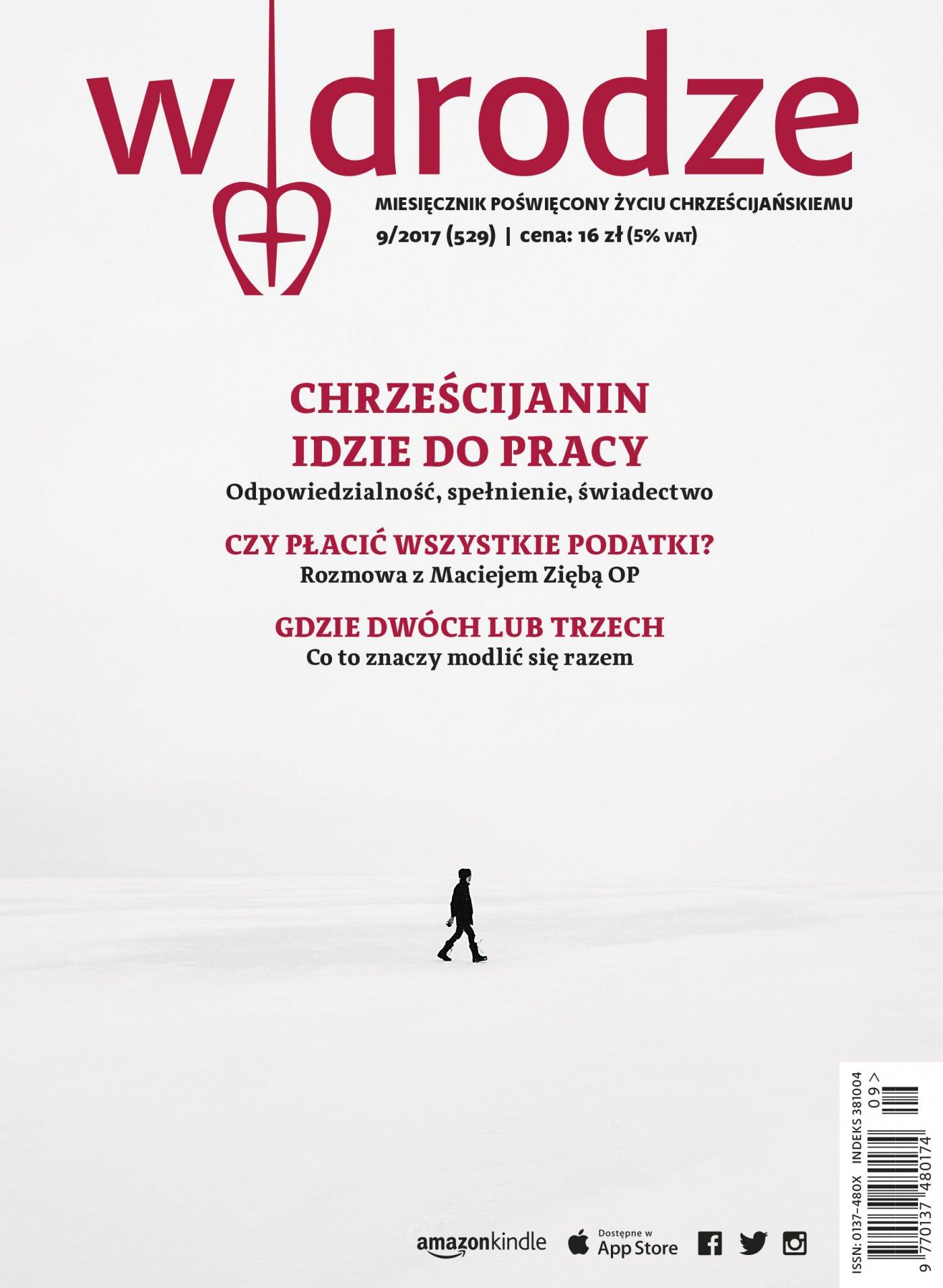 """Miesięcznik """"W drodze"""" nr 529 - Ebook (Książka EPUB) do pobrania w formacie EPUB"""
