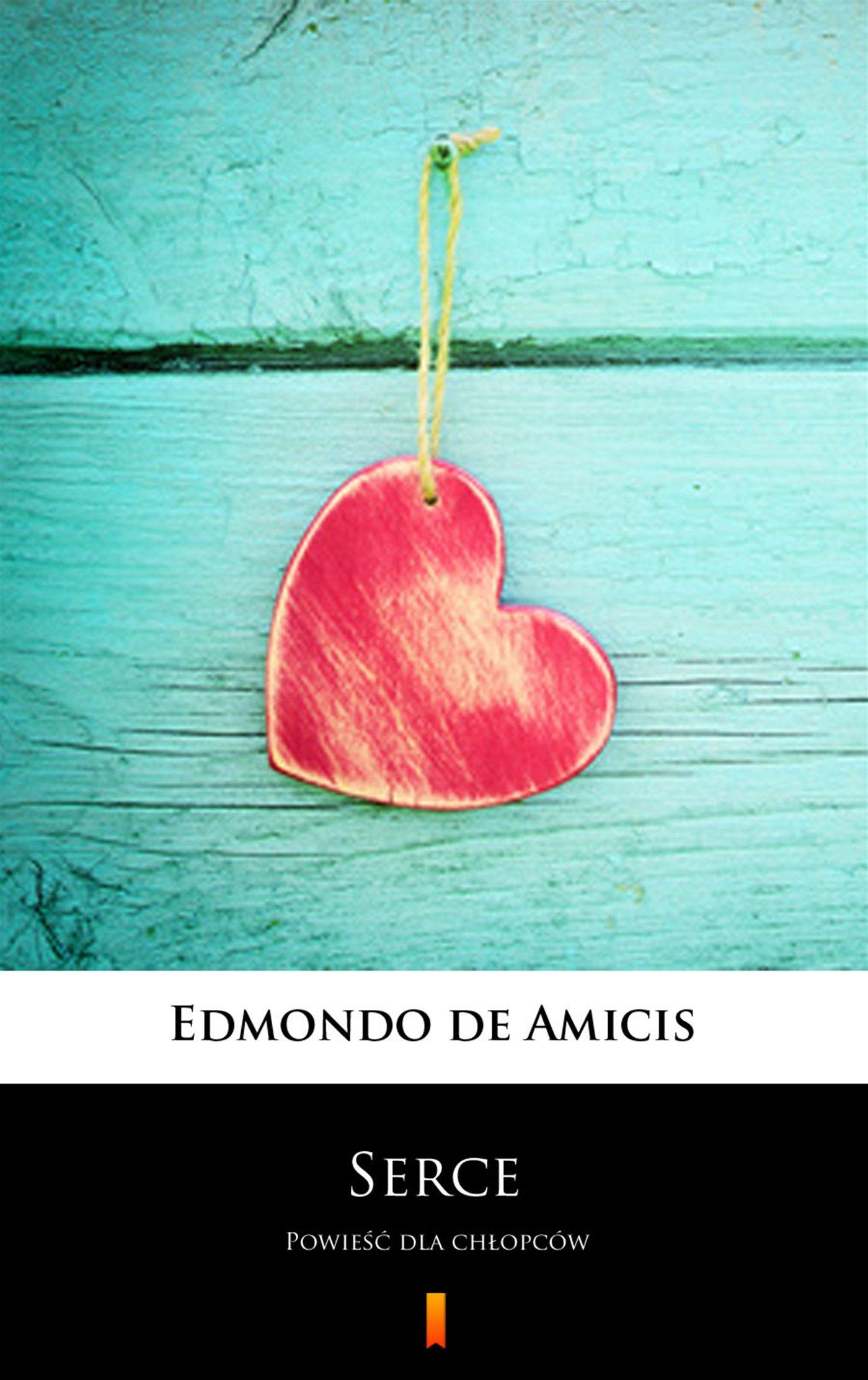 Serce - Ebook (Książka EPUB) do pobrania w formacie EPUB