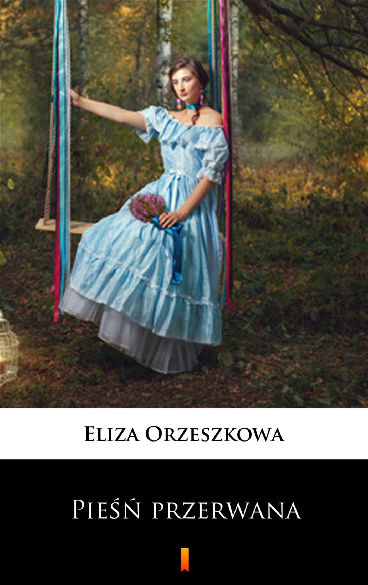 Pieśń przerwana - Ebook (Książka na Kindle) do pobrania w formacie MOBI