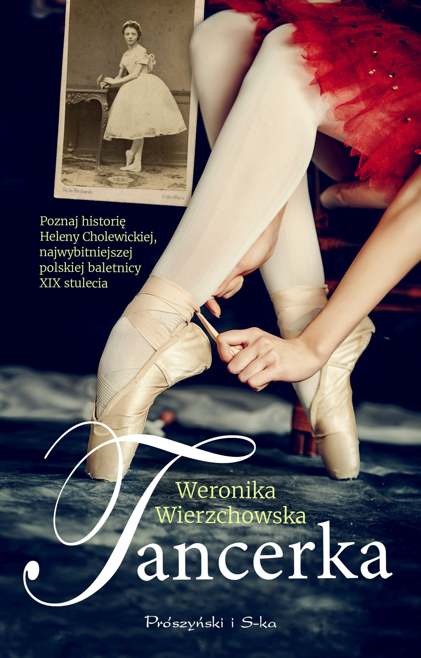 Tancerka - Ebook (Książka EPUB) do pobrania w formacie EPUB