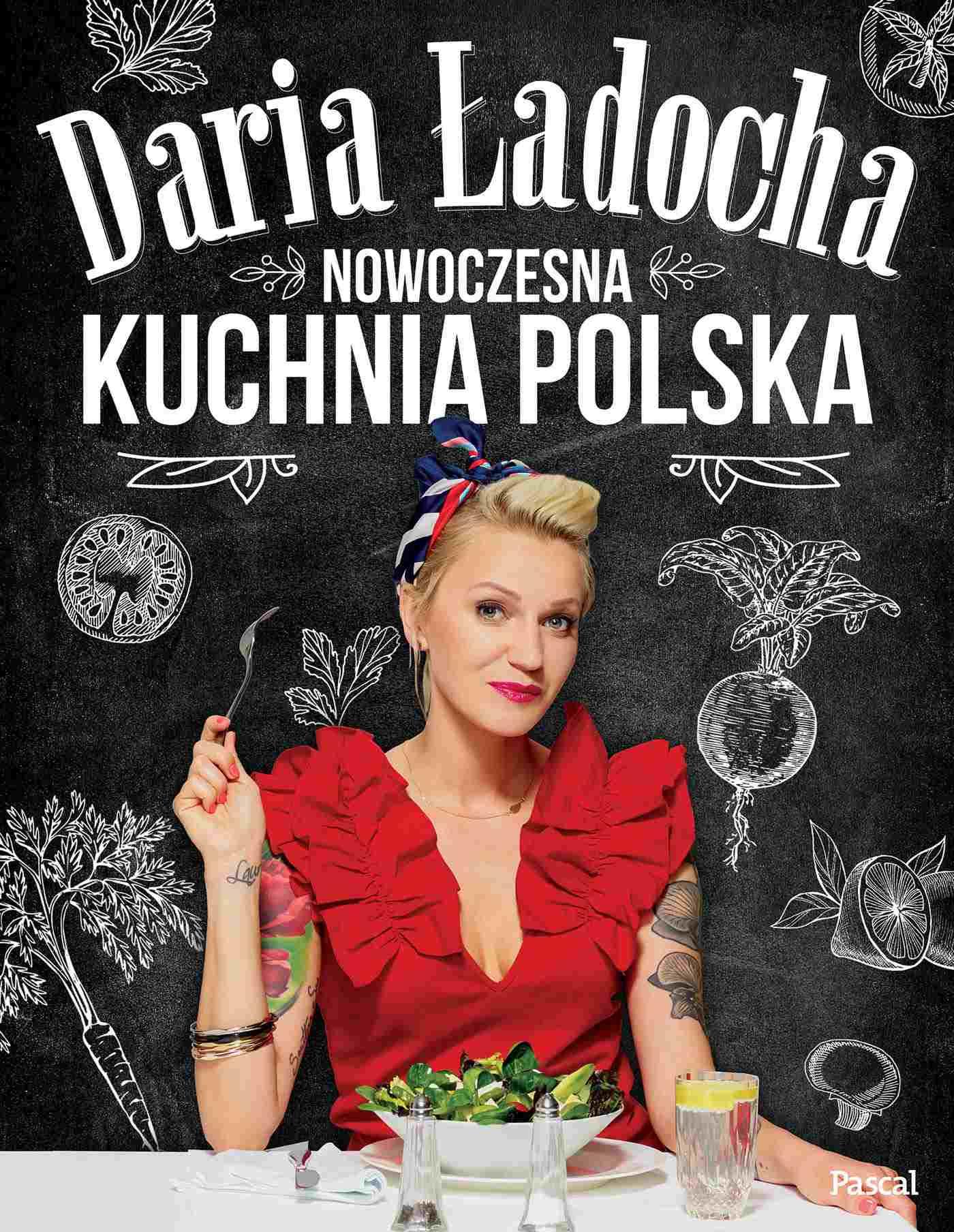 Nowoczesna kuchnia Polska - Ebook (Książka EPUB) do pobrania w formacie EPUB