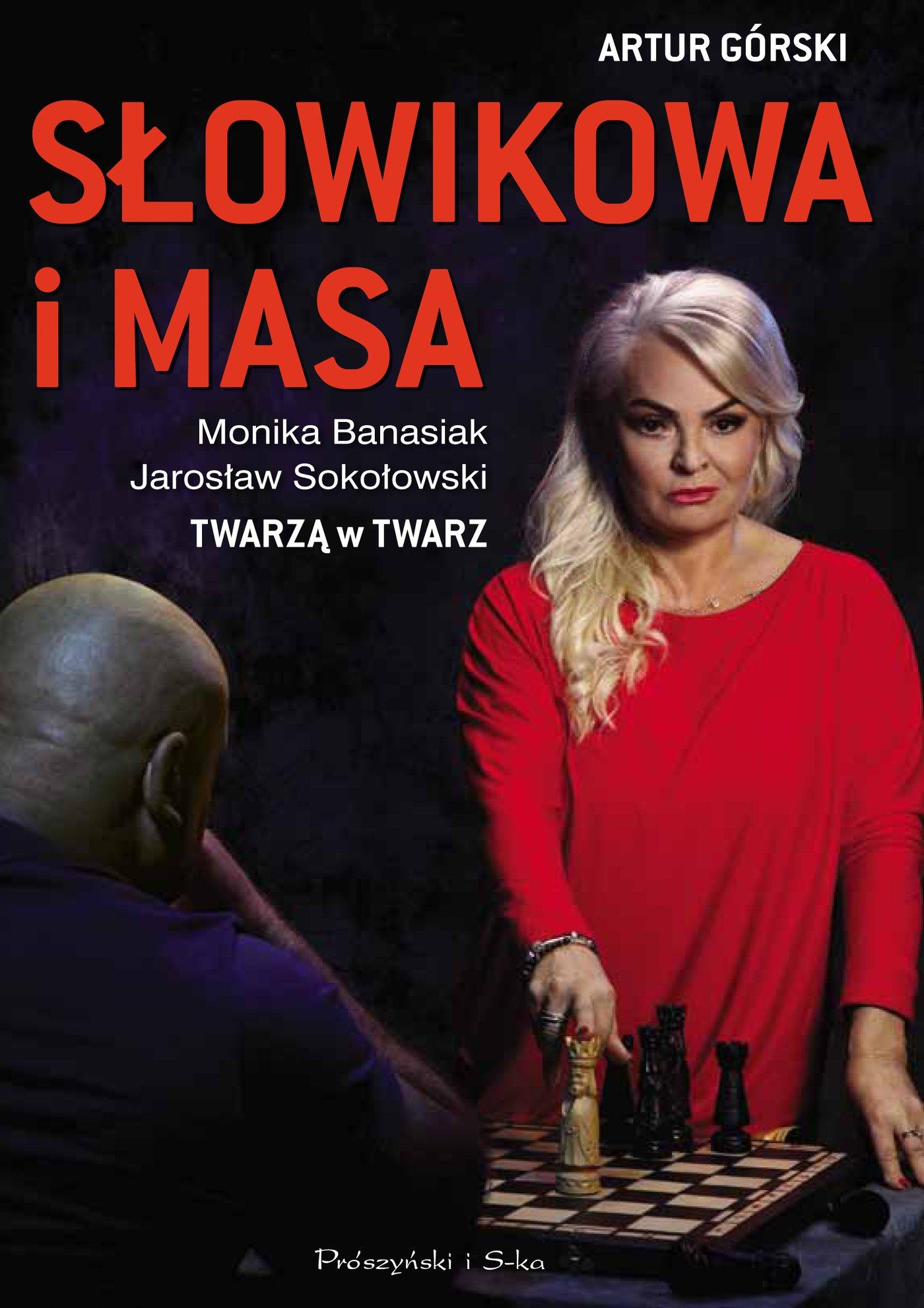 Słowikowa i Masa - Ebook (Książka EPUB) do pobrania w formacie EPUB