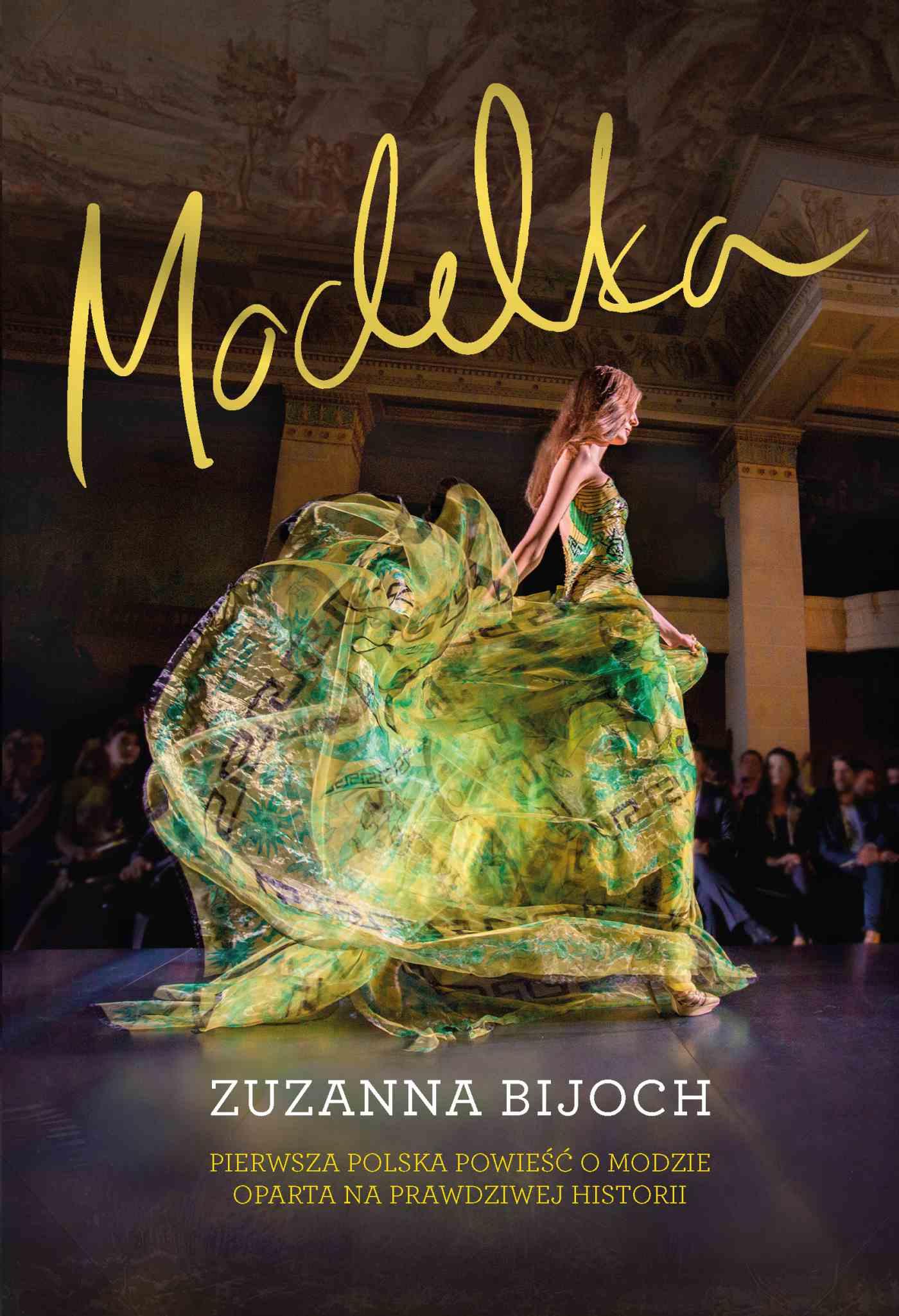 Modelka - Ebook (Książka EPUB) do pobrania w formacie EPUB