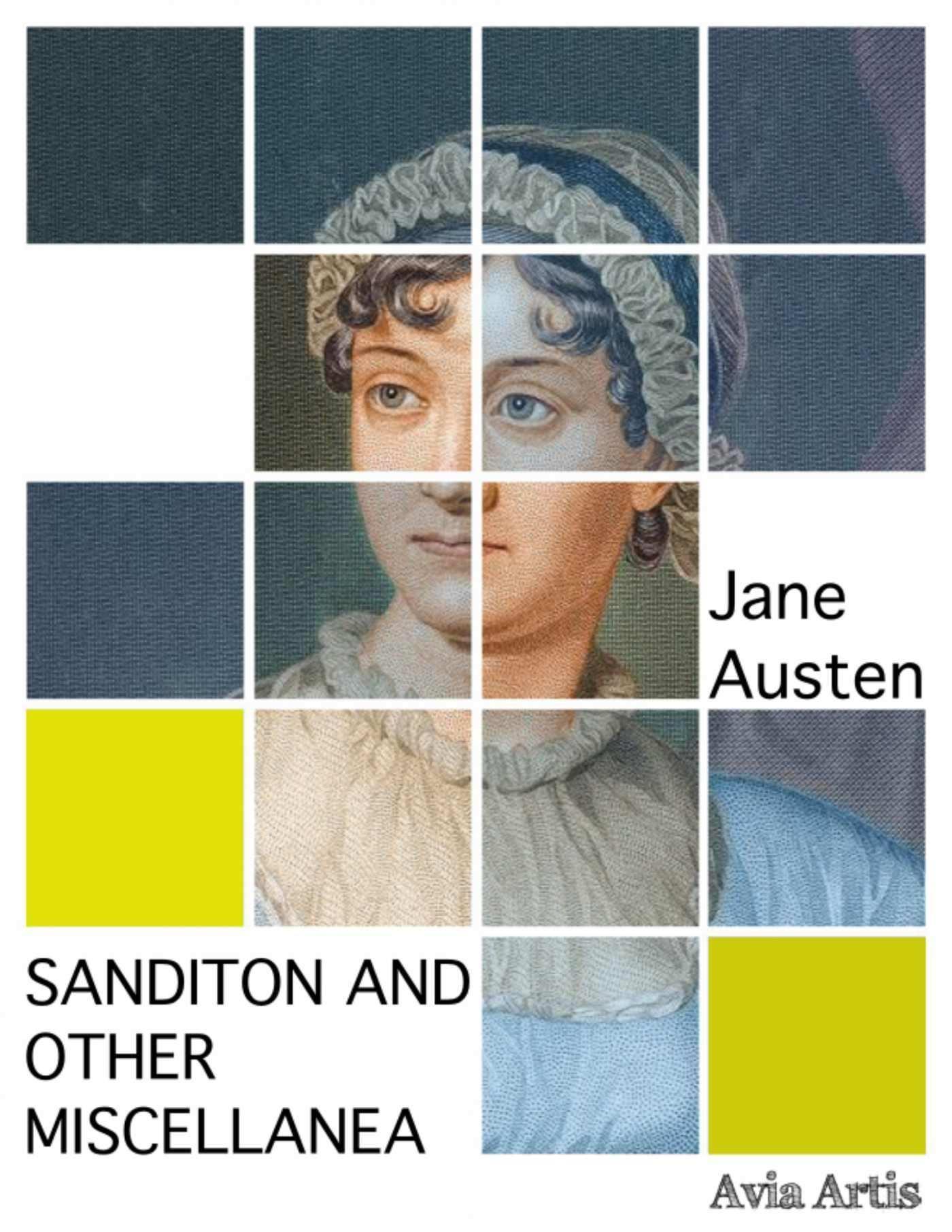 Sanditon And Other Miscellanea - Ebook (Książka EPUB) do pobrania w formacie EPUB